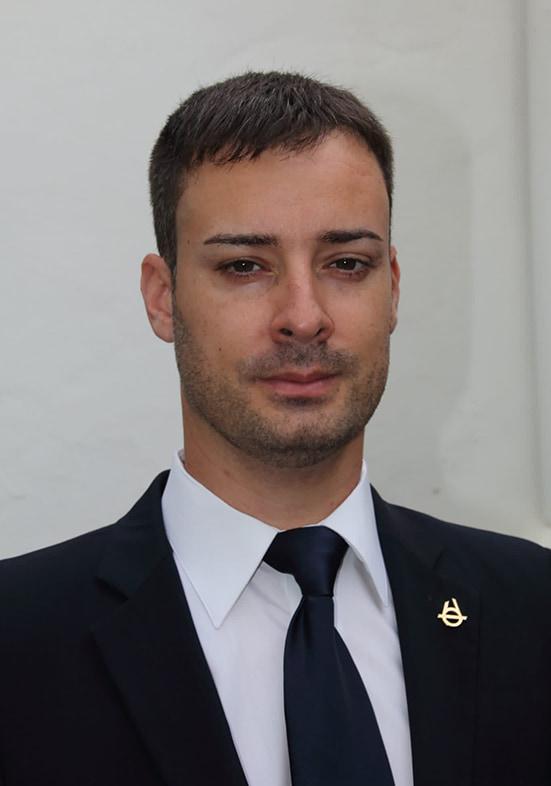 Eugeni Llopis Director Banda de música Bellreguard (La Safor, Gandía)
