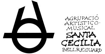 Logotipo Banda de música Bellreguard, escuela de música en la Safor, Gandía