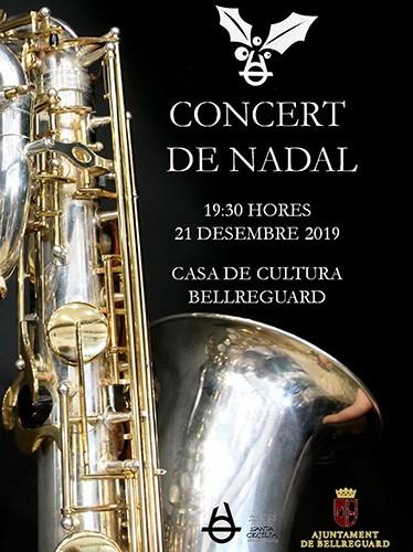 Cartell concert Nadal 2019