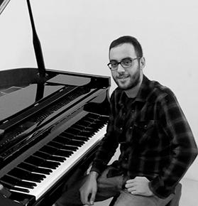 Sergio Puig, Profesor Piano Escuela de Música en Bellreguard (La Safor)
